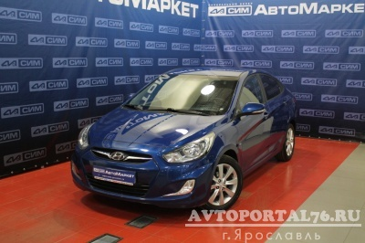 Продам Hyundai Solaris Sedan 1.6i (123Hp) MT 2011