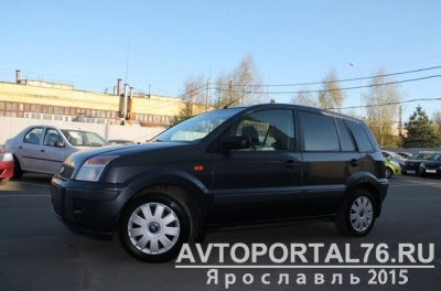 Продам Ford Fusion 1.4 Duratec 16V (80 Hp) 2007