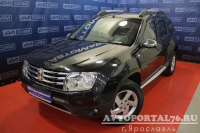 Продам Renault Duster 2.0i (135 Hp) 2012р