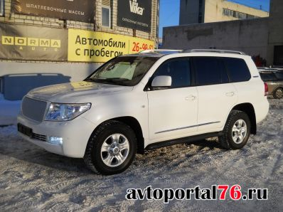 Продам Toyota Land Cruiser, 2010, 2650т.р.