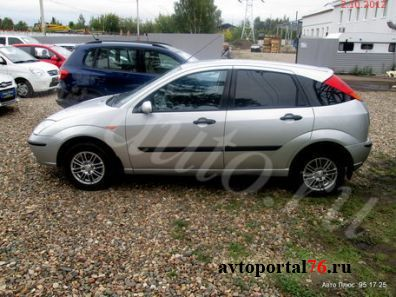 Продам Ford Focus Hatchback I