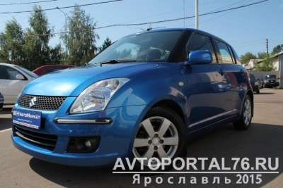 Продам Suzuki Swift IV 1.5 i 16V (102 Hp) 2010
