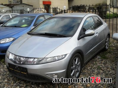 Продам Honda Civic, 2007, 469т.р.
