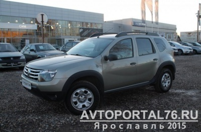 Продам Renault Duster 1.6i (102 Hp) 2013