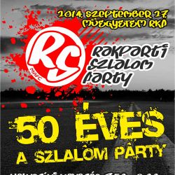 27.09.14 SLALOM PARTY in BUDAPEST