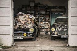 В старом фазенда найдено 000 брошенных раритетных автомобилей (фото/видео)