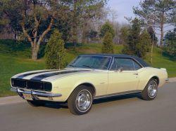 Самые первые автомобили Camaro равным образом Mustang были названы самими надежными