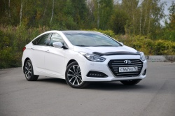 Обновленный Hyundai i40 тест-драйв (фото/видео)